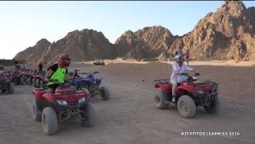 Embedded thumbnail for Pyramis & Travel Guide - Egypt & Sharm Promo